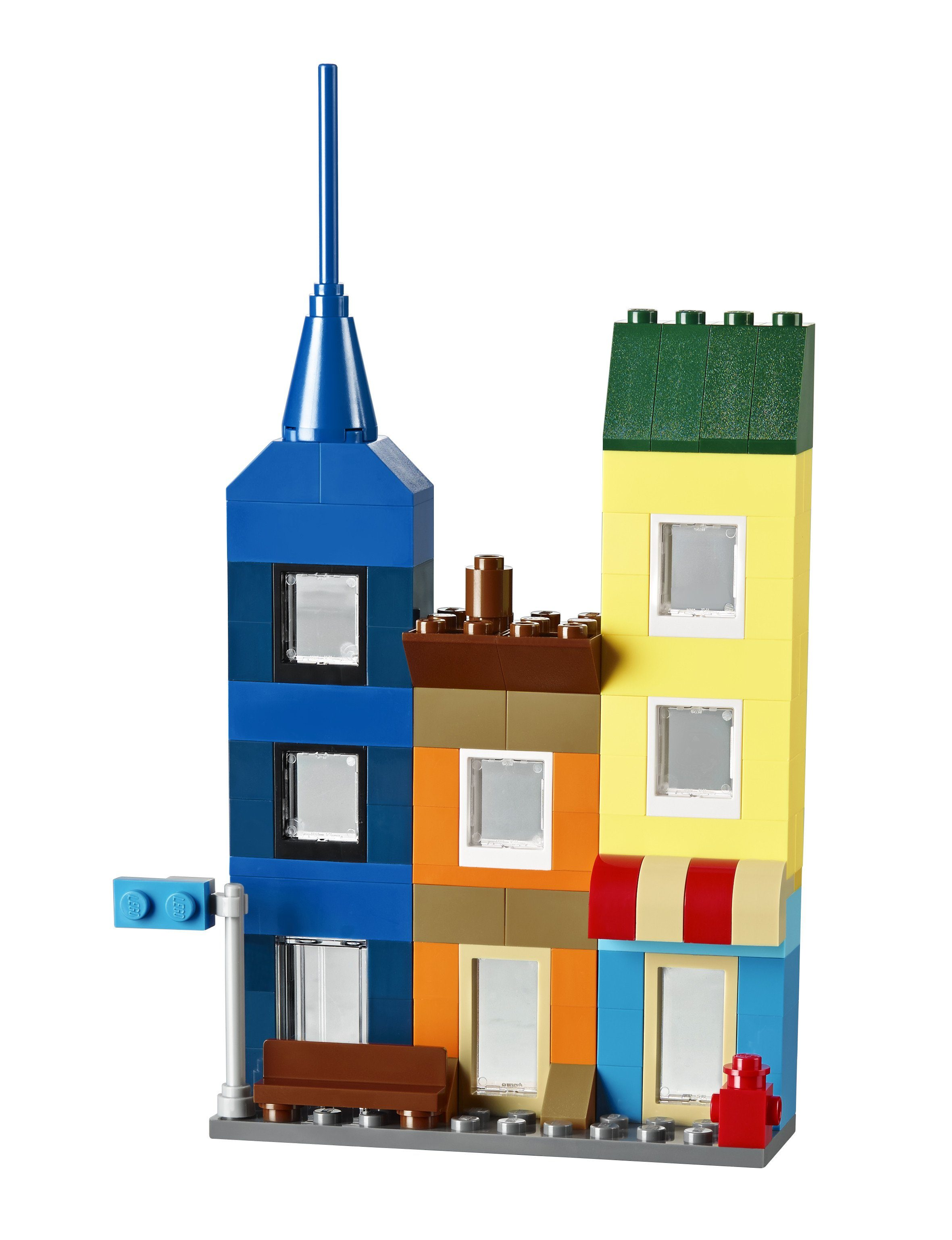 10698 LEGO® Large Creative Brick Box - LEGO® Bricks World