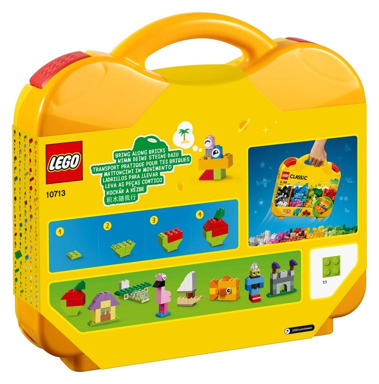 10713 Creative Suitcase - LEGO® Bricks World