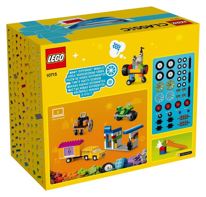 10715 Bricks on a Roll - LEGO® Bricks World