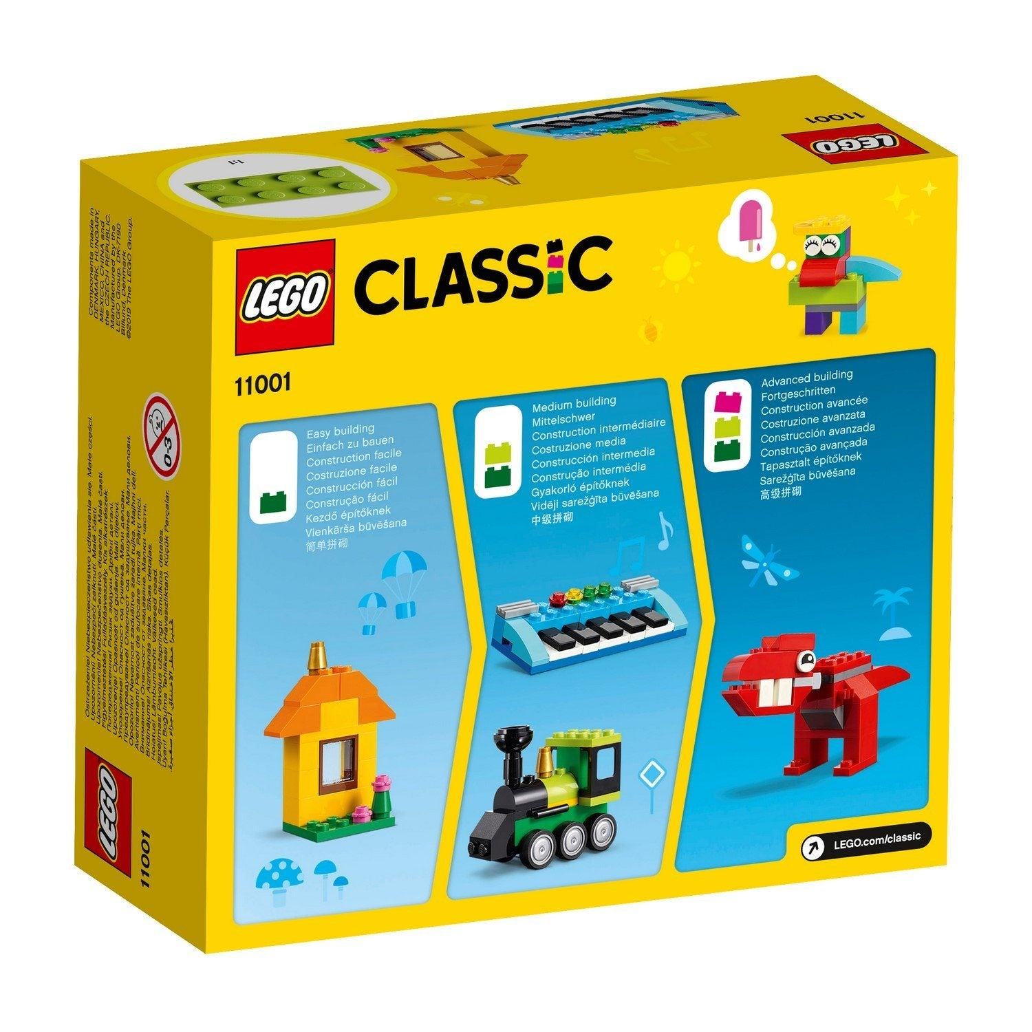 11001 Bricks and Ideas - LEGO® Bricks World