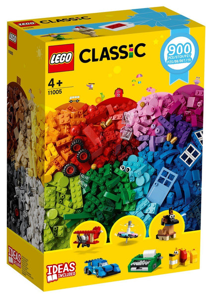 11005 Creative Fun - LEGO® Bricks World