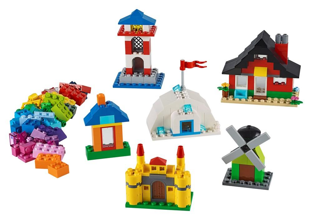 11008 Bricks and Houses - LEGO® Bricks World