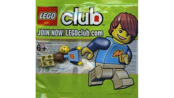 4597085 LEGO CLUB MAX POLYBAG - LEGO® Bricks World