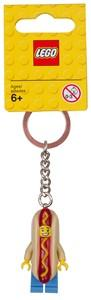 853571 Keychain Hotdog Guy - LEGO® Bricks World