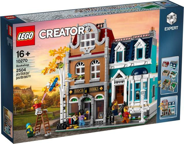 10270 Bookshop - LEGO® Bricks World