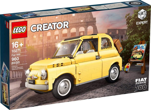 10271 Fiat 500 - LEGO® Bricks World