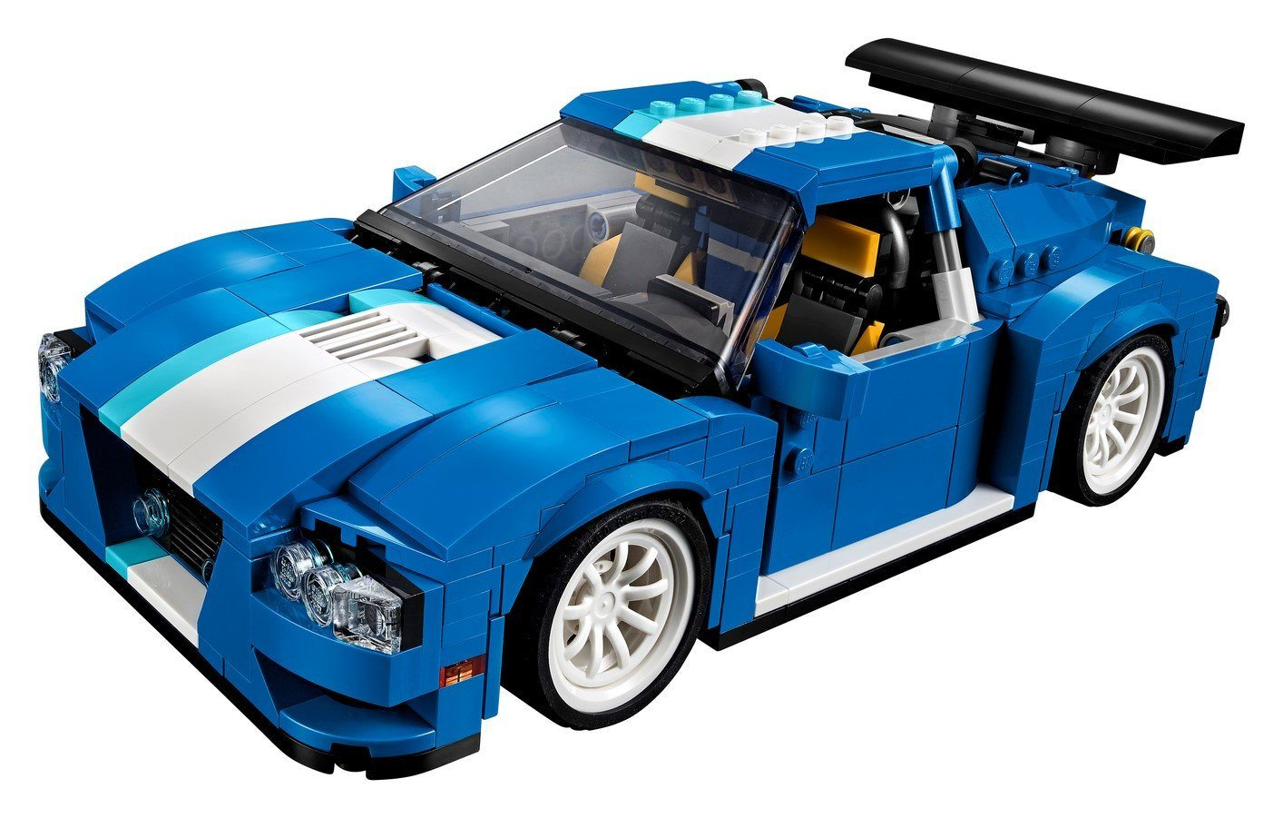31070 Turbo Track Racer - LEGO® Bricks World