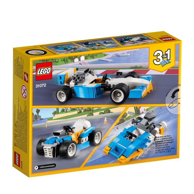 31072 Extreme Engines - LEGO® Bricks World
