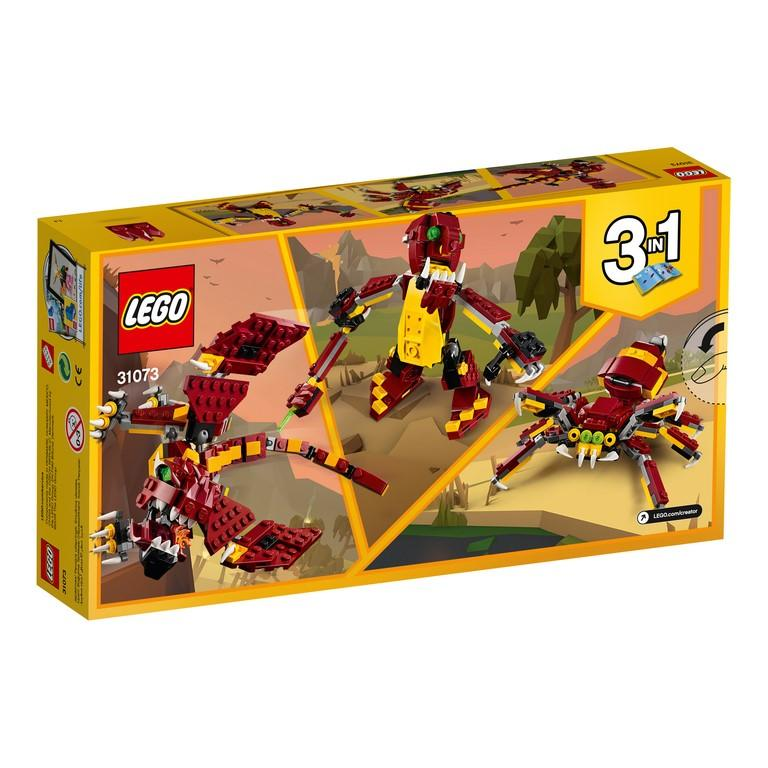 31073 Mythical Creatures - LEGO® Bricks World