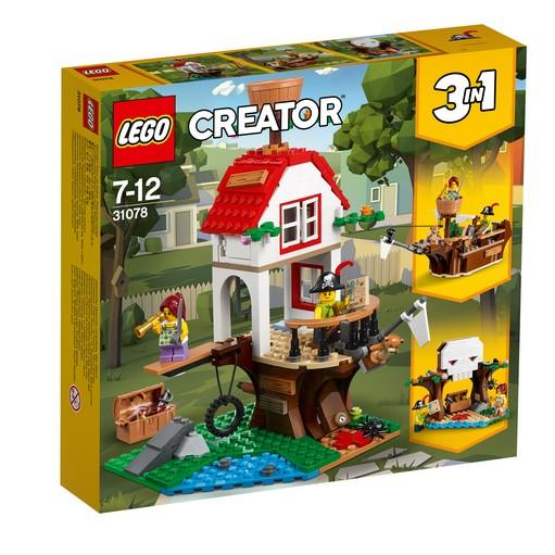 31078 Treehouse Treasures - LEGO® Bricks World