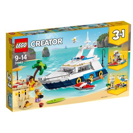 31083 Cruising Adventures - LEGO® Bricks World