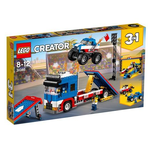 31085 Mobile Stunt Show - LEGO® Bricks World