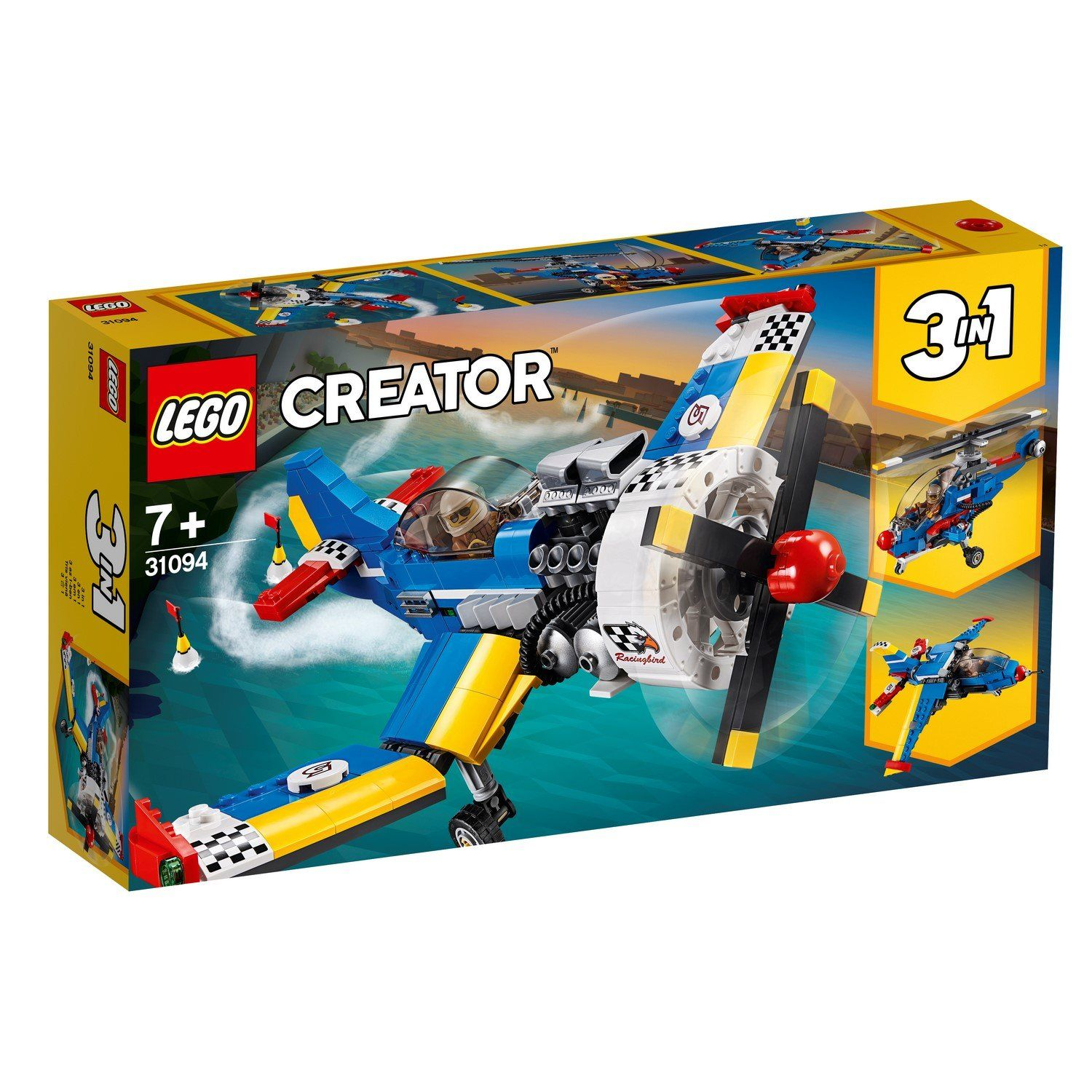 31094 Race Plane - LEGO® Bricks World