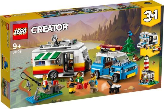 LEGO® Creator - 31108 Caravan Family Holiday