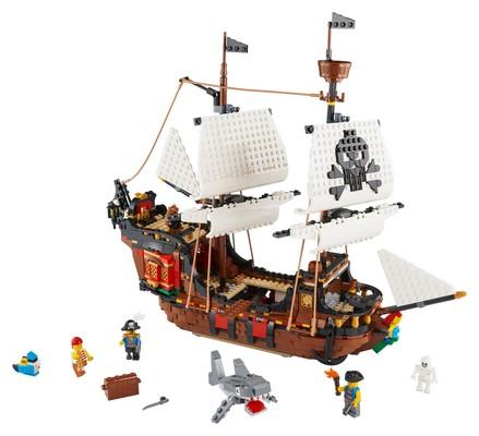 LEGO® Creator - 31109 Pirate Ship