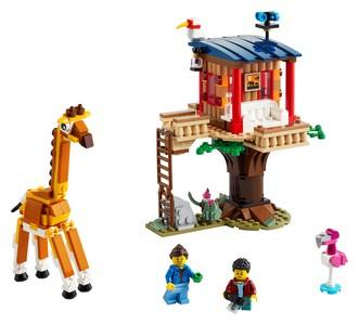 LEGO® Creator - 31116 Safari Wildlife Tree House