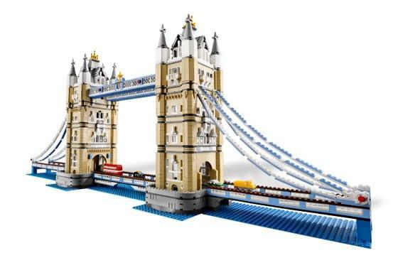 10214 Tower Bridge - LEGO® Bricks World