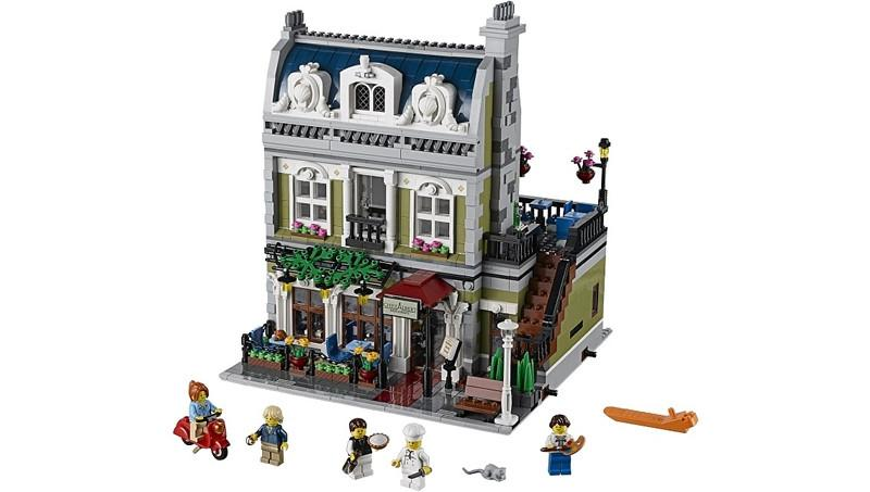 10243 Parisian Restaurant - LEGO® Bricks World
