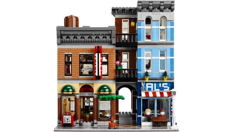 10246 Detective™'s Office - LEGO® Bricks World