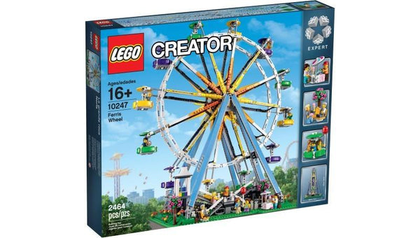10247 Ferris Wheel - LEGO® Bricks World