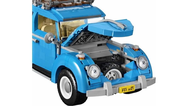 10252 Volkswagen Beetle - LEGO® Bricks World