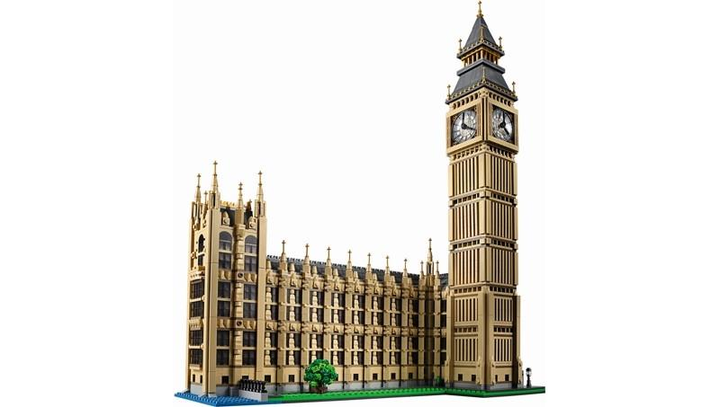 10253 Big Ben - LEGO® Bricks World