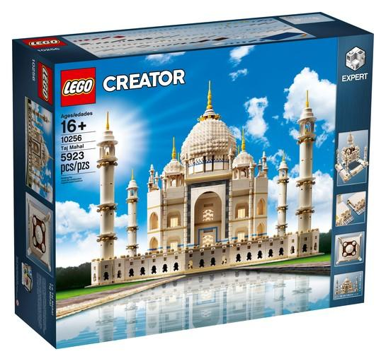 10256 Taj Mahal - LEGO® Bricks World