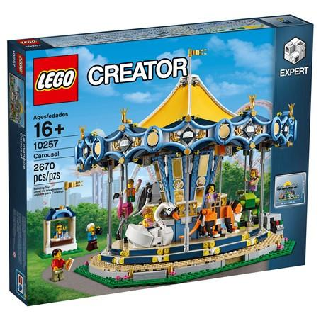 10257 Carousel - LEGO® Bricks World