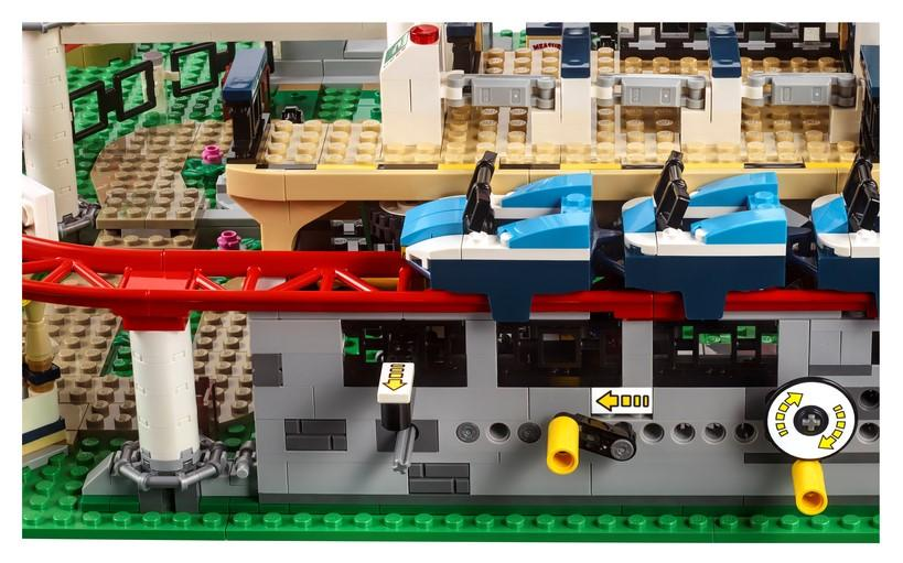 10261 Roller Coaster - LEGO® Bricks World