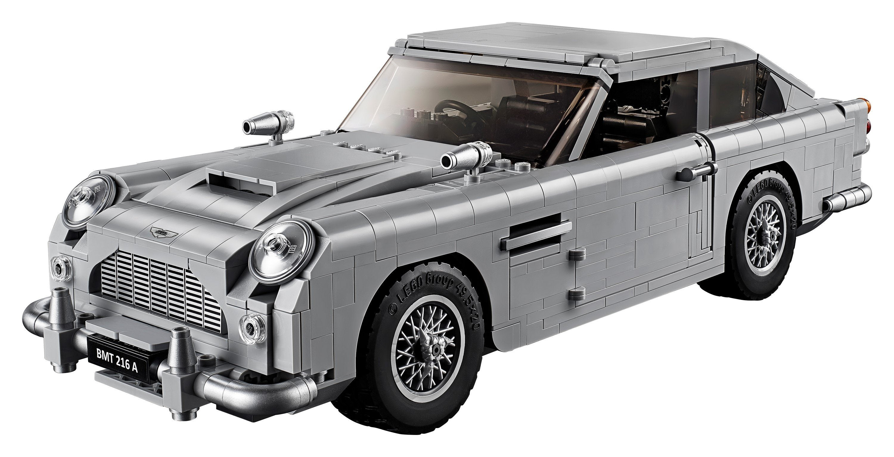 10262 James Bond™ Aston Martin DB5 - LEGO® Bricks World