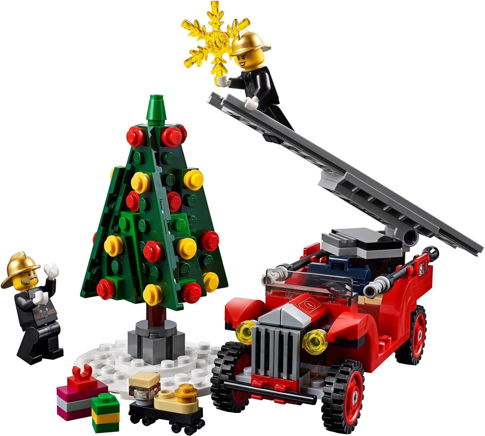 10263 Winter Village Fire Station - LEGO® Bricks World