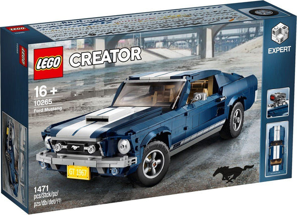 10265 Ford Mustang - LEGO® Bricks World