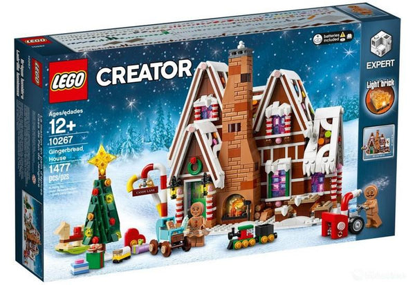 10267 Gingerbread House - LEGO® Bricks World