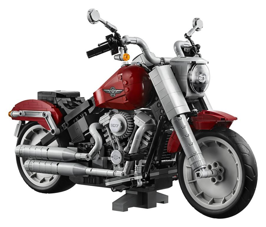 10269 Harley-Davidson® Fat Boy® - LEGO® Bricks World
