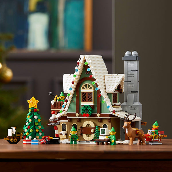 LEGO® Creator Expert - 10275 Elf Club House
