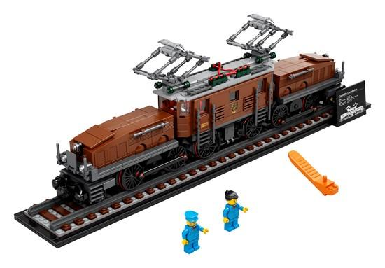 LEGO® Creator Expert - 10277 Crocodile Locomotive