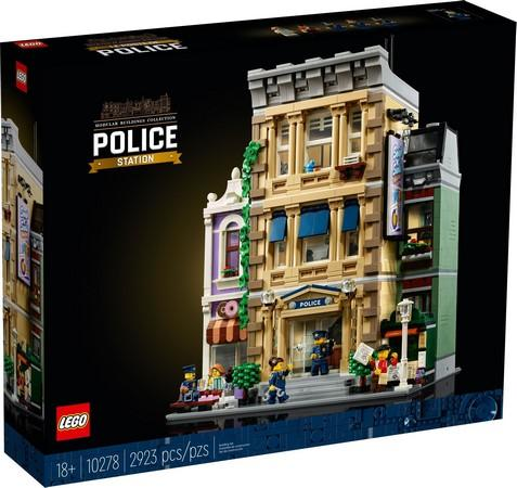 LEGO® Creator Expert - 10278 Police Station