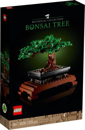 LEGO® Creator Expert - 10281 Bonsai Tree