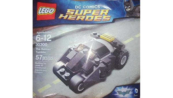 30300 The Batman Tumbler Polybag - LEGO® Bricks World