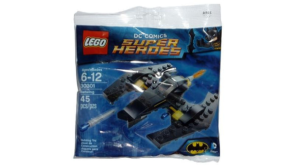 30301 Batwing Polybag - LEGO® Bricks World