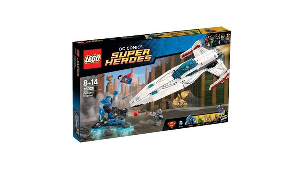 LEGO® DC Comics Super Heroes - 76028 Darkseid Invasion