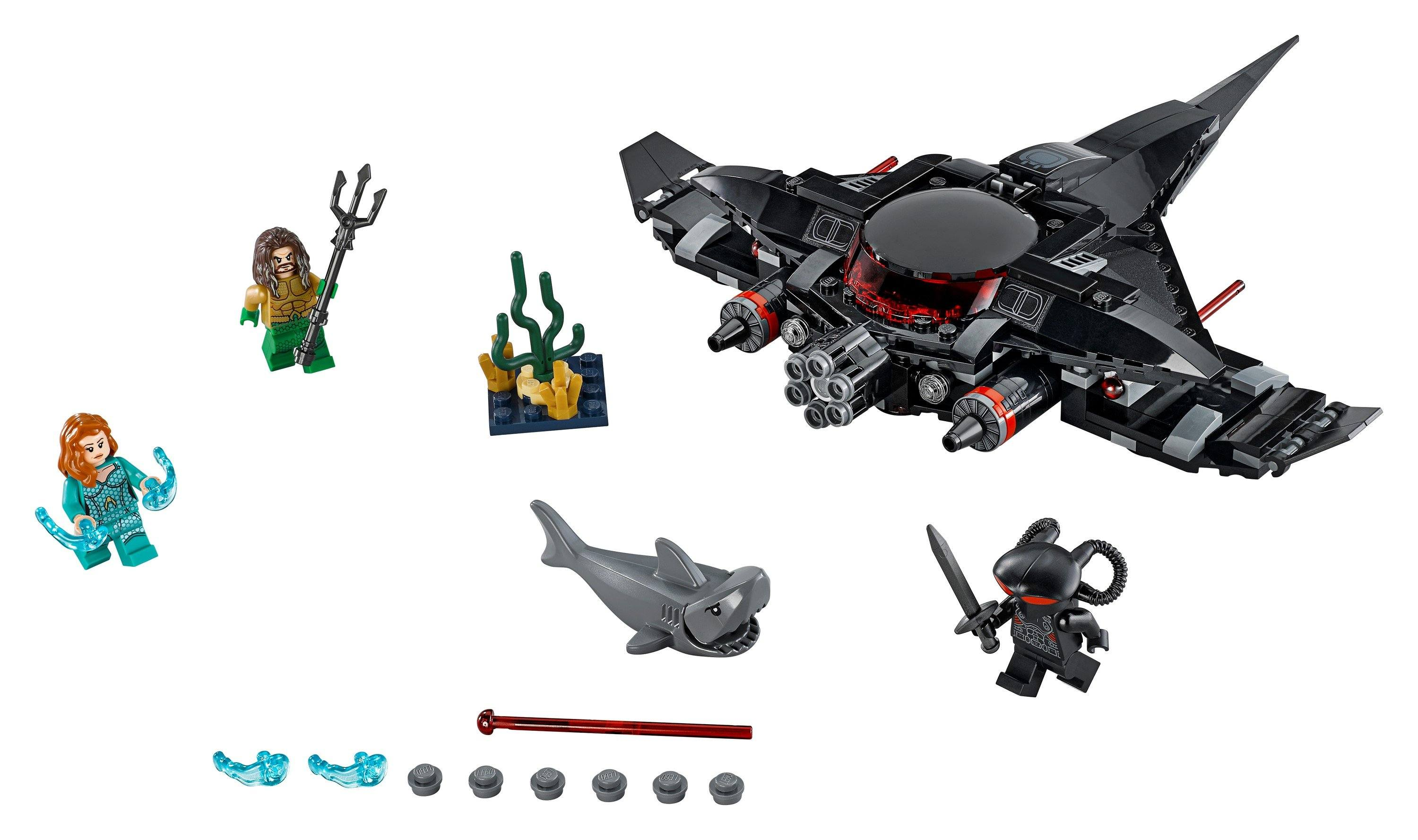LEGO® DC Comics Super Heroes - 76095 Aquaman™: Black Manta™ Strike