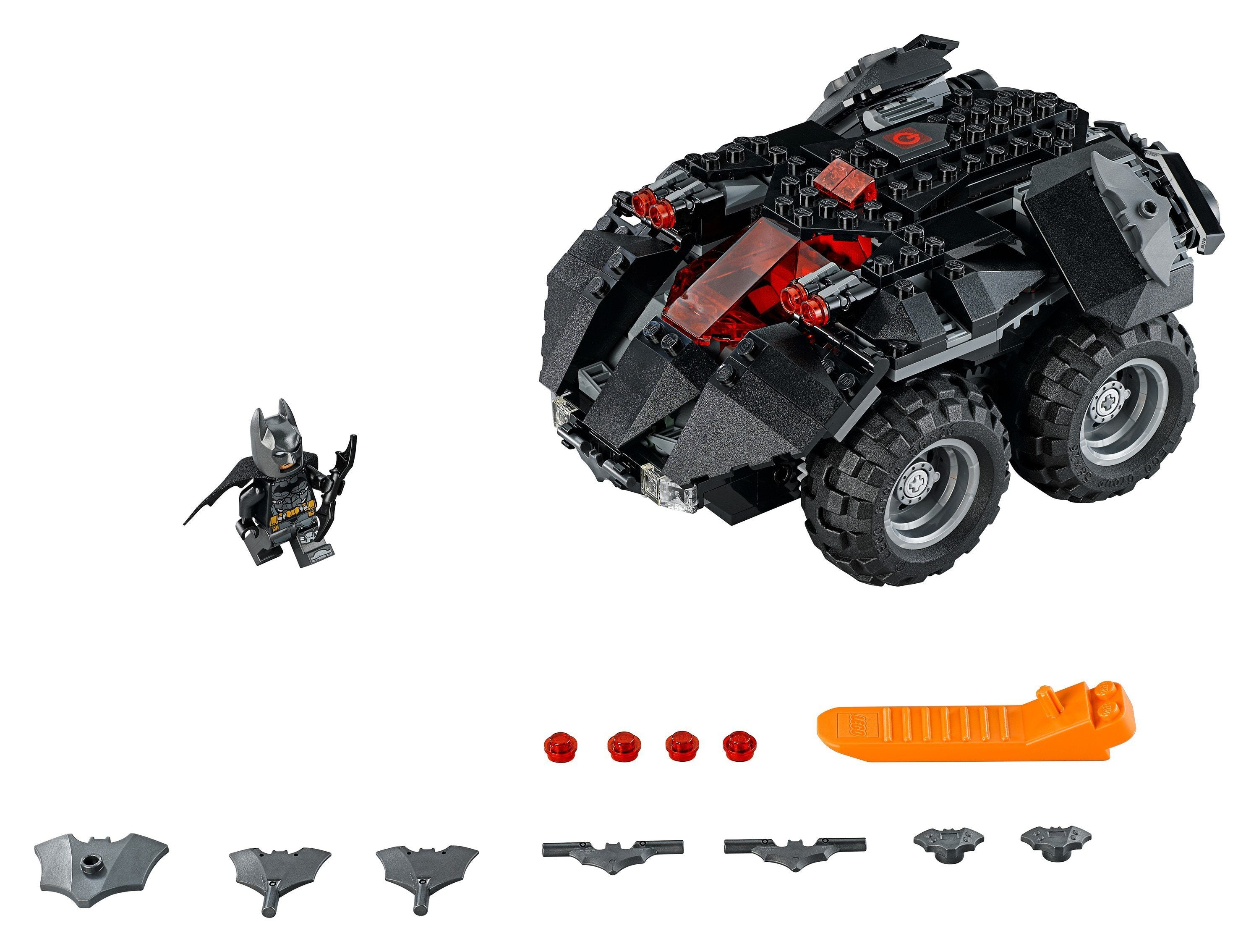 LEGO® DC Comics Super Heroes - 76112 App-Controlled Batmobile