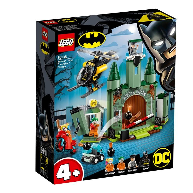 76138 Batman™ and The Joker™ Escape - LEGO® Bricks World
