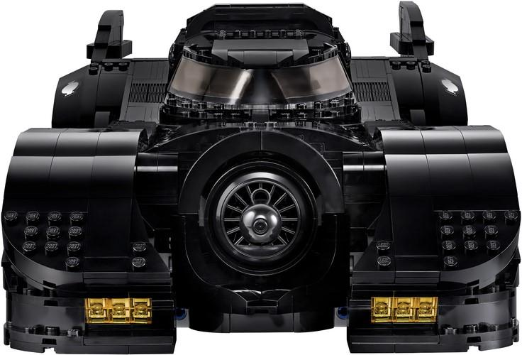76139 Batmobile™ - LEGO® Bricks World