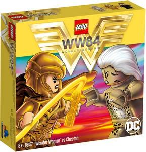 76157 Wonder Woman™ vs Cheetah - LEGO® Bricks World