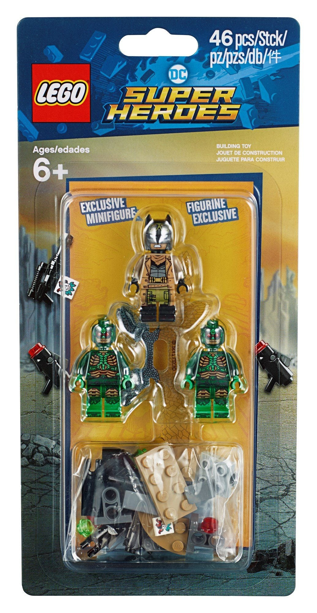 853744 Knightmare Batman™ Accessory Set - LEGO® Bricks World
