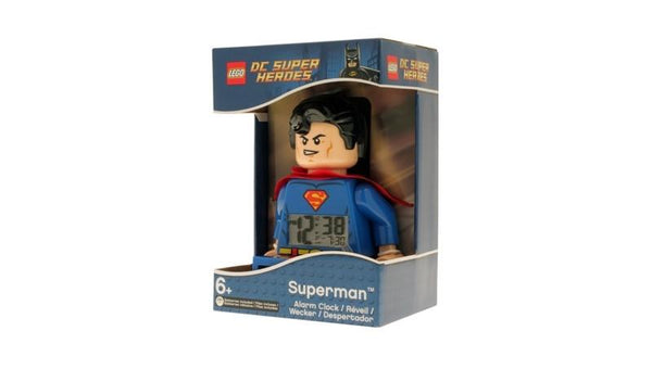 LEGO® DC Comics Super Heroes - 9005701 Clock Superman