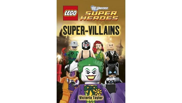 9366126 LEGO DC Comics SH Super Villain - LEGO® Bricks World