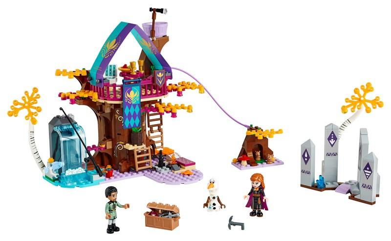 41164 Enchanted Treehouse - LEGO® Bricks World